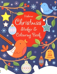 Stacey Lamb et Candice Whatmore - Christmas Sticker & Colouring Book.