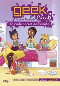 Deedr.fr Geek club Tome 1 Image