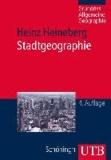 Stadtgeographie.