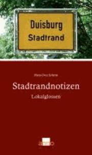 Stadtrandnotizen - Lokalglossen.