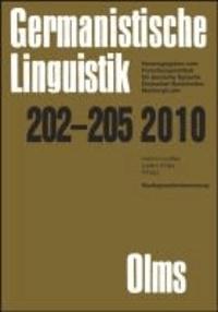Stadtsprachenforschung - Ein Reader 1+2.