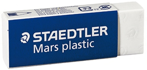 STAEDTLER - Gomme Mars