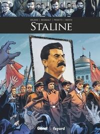 Vincent Delmas - Staline.
