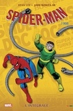 Stan Lee et Sr john Romita - Amazing Spider-Man - Intégrale 1968 (NED).
