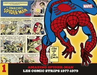 Stan Lee - Amazing Spider-Man : Les comic strips T01 - 1977-1979.