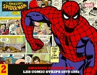Stan Lee - Amazing Spider-Man : Les comic strips T02 - 1979-1981.