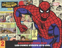Stan Lee et John SR Romita - Amazing Spider-Man : les comic strips Tome 2 : 1979-1981.