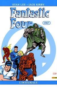 Stan Lee et Jack Kirby - Fantastic Four l'Intégrale  : 1967.
