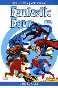 Stan Lee et Jack Kirby - Fantastic Four l'Intégrale  : 1968.
