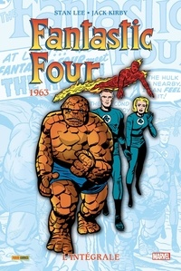 Stan Lee et Jack Kirby - Fantastic Four L'intégrale tome 2 : 1963.