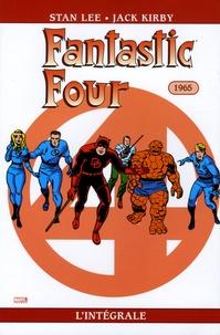 Stan Lee et Jack Kirby - Fantastic Four l'Intégrale Tome 4 : 1965.