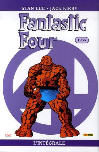 Fantastic Four l'Intégrale Tome 4 1961-1962 - Stan Lee,Jack Kirby