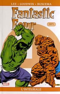 Stan Lee et Jack Kirby - Fantastic Four l'Intégrale Tome 4 : 1971.