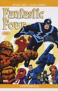Stan Lee et Jack Kirby - Fantastic Four l'Intégrale Tome 8 : .