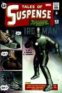 Stan Lee et Larry Lieber - Iron Man l'Intégrale  : 1963-1964.