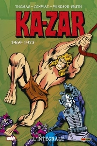 Stan Lee et Gerry Conway - Ka-Zar L'intégrale Tome 1 : 1969-1973.