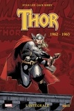 Stan Lee et Jack Kirby - Thor l'Intégrale  : 1962-1963.
