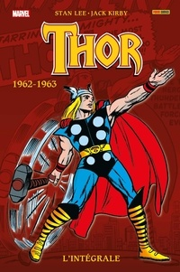Stan Lee et Jack Kirby - Thor l'Intégrale Tome 5 : 1962-1963.