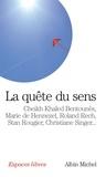 Stan Rougier et Roland Rech - La Quête du sens.