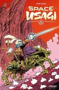 Stan Sakai - Usagi Yojimbo Spin-off : Space Usagi.
