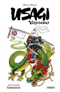 Stan Sakai - Usagi Yojimbo Tome 2 : Samouraï.