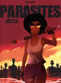 Stan Silas - Parasites Tome 3 : Agnès.
