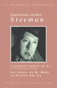 Stanislas-André Steeman - .