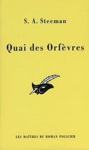 Stanislas-André Steeman - Quai des Orfèvres.