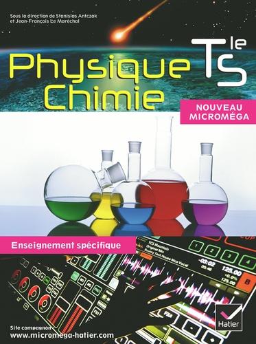 Stanislas Antczak et Jean-François Le Maréchal - Nouveau Microméga Physique-Chimie Tle S - Manuel de l'élève.
