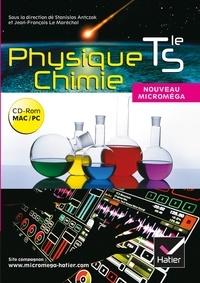 Stanislas Antczak - Physique Chimie Tle S. 1 Cédérom