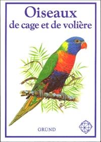 Stanislas Chvapil - Oiseaux de cage et de volière.