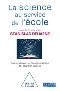 Stanislas Dehaene - La science au service de l'école.