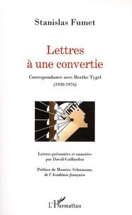 Lettres à une convertie - Correspondance avec Berthe Tygel (1930-1976).pdf