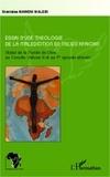 Stanislas Maweni Malebi - Essai d'une théologie de la malédiction en milieu africain - Statut de la Parole de Dieu au Concile Vatican II et au 1er synode africain.