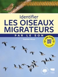 Stanislas Wroza - Identifier les oiseaux migrateurs par le son.