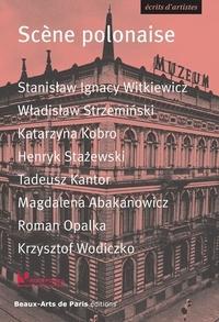 Stanislaw Ignacy Witkiewicz et Wladislaw Strzeminski - Scène polonaise.