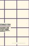 Stanley Fish - Quand lire c'est faire - L'autorité des communautés interprétativrd.