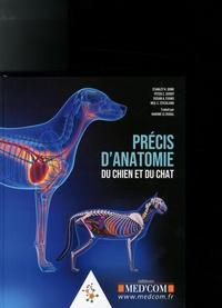 Stanley H. Done et Peter C. Goody - Précis d'anatomie du chien et du chat.