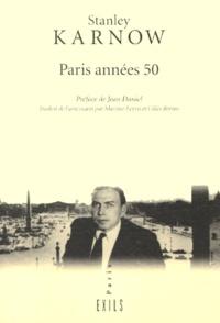 Stanley Karnow - Paris années 50.