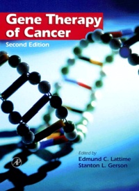 Histoiresdenlire.be Gene Therapy of Cancer. 2nd edition Image