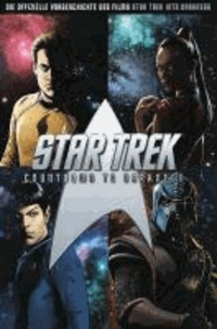 Star Trek Countdown to Darkness - Softcover-Edition.