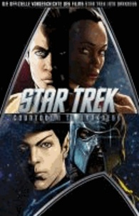 Star Trek Countdown to Darkness - Hardcover-Edition.