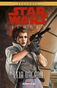 Collectif - Star Wars - Icones T02 - Leia Organa.