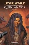 John Ostander - Star Wars - Quinlan Vos - Intégrale T01.