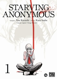 Kazu Inabe - Starving Anonymous T01.