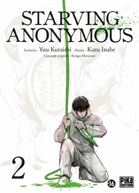 Kazu Inabe - Starving Anonymous T02.