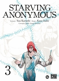 Kazu Inabe - Starving Anonymous T03.