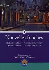 Alixetmika.fr Nouvelles fraîches Tome 3 Image