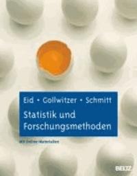 Statistik und Forschungsmethoden - Lehrbuch. Mit Online-Materialien.