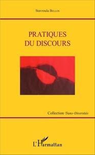 Stavroula Bellos - Pratiques du discours.